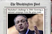 What Huckabee could indicate for 2016