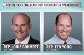 Boehner faces opposition as 2015 begins