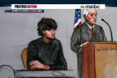 The Boston bomber trial gets underway