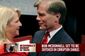 Sentencing for Bob McDonnell set to begin