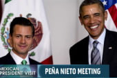 US-Mexico relationship in focus in DC