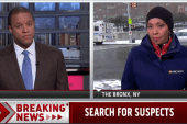 Manhunt intensifies for Bronx suspects