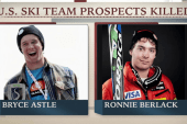 Two US ski team prospects killed in avalanche