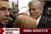 Former Virginia governor sentenced to 2 years