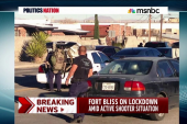 'Active shooter' reported at Texas VA clinic