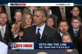 Obama promises to veto Keystone