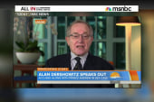 Alan Dershowitz responds to accusations