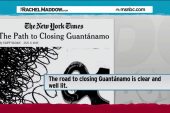 Obama makes progress on emptying Guantanamo