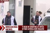 Hollande calls shooting 'a terrorist attack'