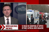 White House: This is a terrible act of...