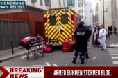 Eyewitness describes gunshots in Paris attack