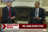 Obama: 'We will stand' with France