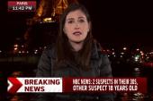 Suspects identified in Charlie Hebdo attack