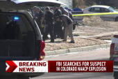FBI investigates explosion near Colorado...