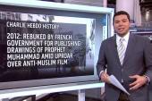The history of Charlie Hebdo & terrorism