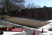 Questions surround the bombing of NAACP...