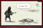 Cartoonists react to Paris attack