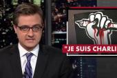 Charlie Hebdo's stand