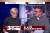 'US is shoulder-to-shoulder with France'
