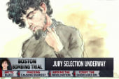 Jury selection underway in Tsarnaev trial