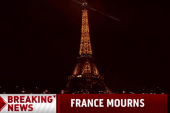 Eiffel Tower to go dark as France mourns