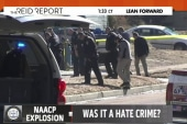 Investigation underway in NAACP explosion