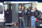 French authorities search for two suspects