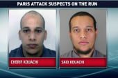 Suspected brothers & history of terror...