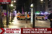Female suspect in Paris still at large