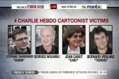 Former Charlie Hebdo journalist speaks out