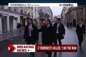 France reels from brazen terror attacks