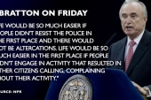 Should NYPD go back to business as usual?