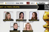 A-List nominees headline 2015 Golden Globes
