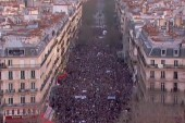 Paris hosts historic rally in wake of attacks