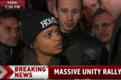 Millions join anti-terror march in Paris
