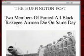 Two Tuskegee Airmen die on the same day