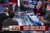 France mobilizes after last week's attacks