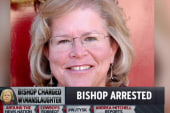 Bishop accused of fatal accident in custody