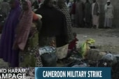 Cameroon military strike targets Boko Haram