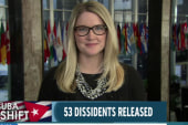 Cuba releases 53 political prisoners