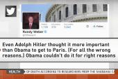 Rep. Randy Weber compares Obama to Hitler