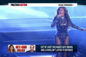 Does Mike Huckabee have a Beyonce problem?