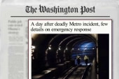 Federal official investigate DC Metro...