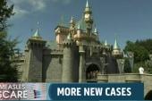 Disneyland-linked measles outbreak spreading