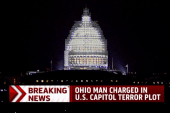 US authorities thwart terror plot on Capitol