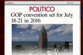 RNC makes big convention announcement
