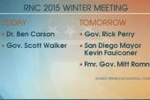 RNC convenes winter meeting in California