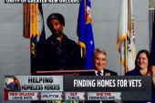 New Orleans tackles veteran homelessness