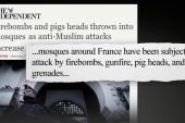 Anti-Muslim backlash grows in Europe