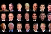 GOP fills 41 chairs with 41 white people